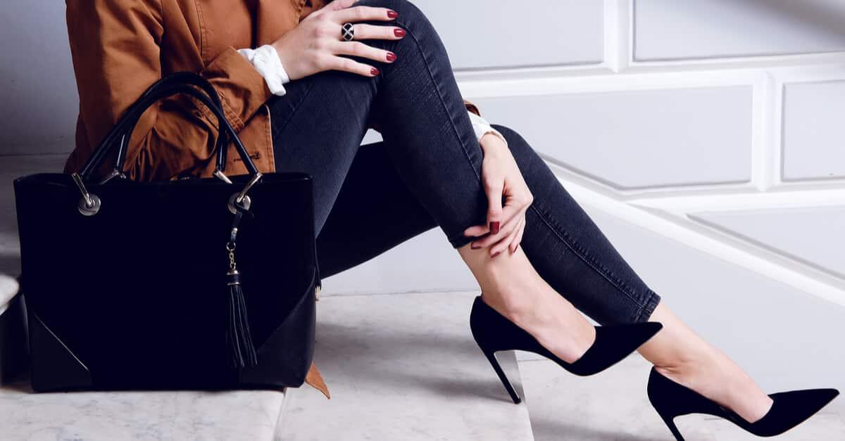 Como combinar o mesmo sapato com diferentes peças de roupa?